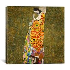 """Hoffnung ll (the Hope ll)"" Canvas Wall Art by Gustav Klimt"