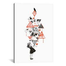 Diamond by Budi Satria Kwan Graphic Art on Canvas