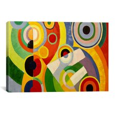 """Joy of Life"" Canvas Wall Art by Robert Delaunay"