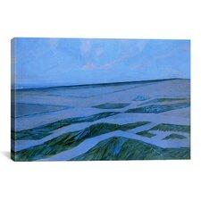 'Dune Landscape, 1912' by Piet Mondrian Painting Print on Canvas