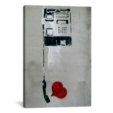 Street Art Dolk Phone Graphic Art on Canvas