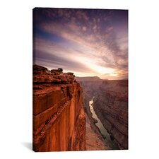 'Grand Canyon' by Dan Ballard Photographic Print on Canvas