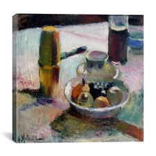 """Fruit and Coffeepot (1898)"" Canvas Wall Art by Henri Matisse"