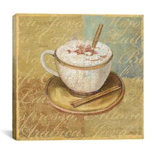 """Coffee Blend IV"" Canvas Wall Art by John Zaccheo"