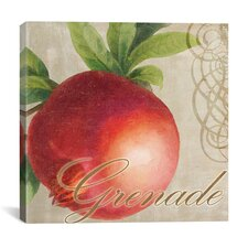"""Fruits Classique II"" Canvas Wall Art from Color Bakery"
