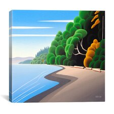 """Coastal Autumn"" Canvas Wall Art by Ron Parker"