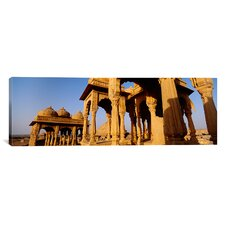 Panoramic Jaisalmer, Rajasthan, India Photographic Print on Canvas