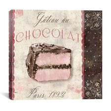 Patisserie XI from Color Bakery Collection Canvas Wall Art