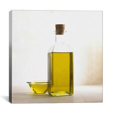 Olive Oil Bottle Photographic