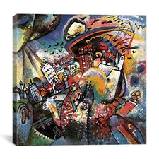 """Moscow II"" Canvas Wall Art by Wassily Kandinsky"
