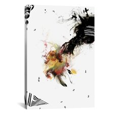 'Passion 2' by Tetsuya Toshima Painting Print on Canvas