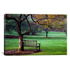'Place to Sit' by J.D. McFarlan Painting Print on Canvas