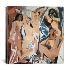 """Les Demoiselles d'Avignon"" Canvas Wall Art by Pablo Picasso"