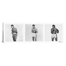 Muhammad Ali 'Publicity Shots of Ali' Photographic Print on Canvas