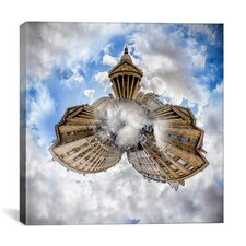 """Pantheon"" Canvas Wall Art by Sebastien Lory"