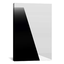 Modern Art Primary Atmospheres Graphic Art on Canvas