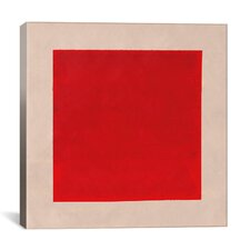 Modern Art Square Complete (After Albers) Graphic Art on Canvas