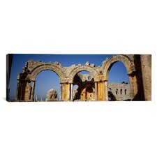 Panoramic St. Simeon Church, Aleppo, Syria Photographic Print on Canvas