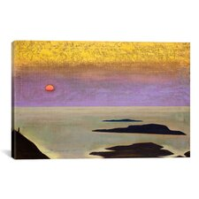 'Monhegan' by Nicholas Roerich Painting Print on Canvas