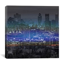 Montreal, Canada Photographic Print on Canvas