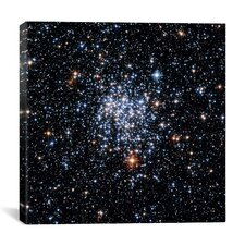 NGC 265 Open Cluster (Hubble Space Telescope) Canvas Wall Art
