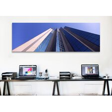 Panoramic Sacramento, California Photographic Print on Canvas