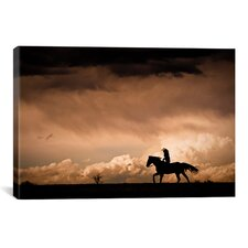 Ride the Storm by Dan Ballard Photographic Print on Canvas