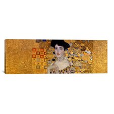 'Portrait of Adele Bloch-Bauer I' by Gustav Klimt Painting Print Painting Print on Canvas