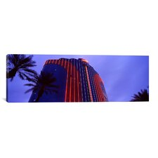Panoramic 'Rio All Suite Hotel and Casino, Las Vegas, Nevada' Photographic Print on Canvas