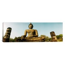 Panoramic Sukhothai Historical Park, Sukhothai, Thailand Photographic Print on Canvas