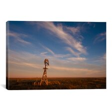 'Prarie Glow' by Dan Ballard Photographic Print on Canvas