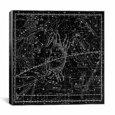 Celestial Atlas - Plate 16 (Cancer) by Alexander Jamieson Graphic Art on Canvas in Black