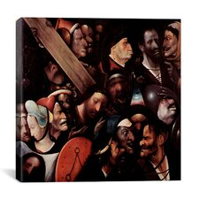 """The Carrying of the Cross"" Canvas Wall Art by Hieronymus Bosch"