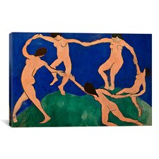 'The Dance I' by Henri Matisse Painting Print on Canvas
