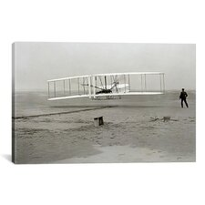 """The Wright Brothers - First Flight"" Photography by Kitty Hawk"