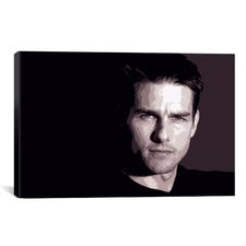 Movies Tom Cruise Photographic Print on Canvas