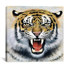 """Tiger"" Canvas Wall Art by Harro Maass"