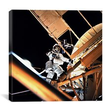 Skylab Space Station 40th Anniversary Canvas Wall Art