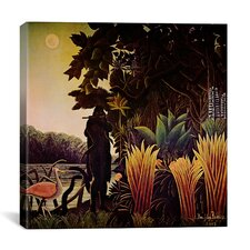 """The Snake Charmer"" Canvas Wall Art by Henri Rousseau"