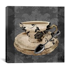 """""""Vintage Cafe I"""" Canvas Wall Art from Color Bakery"""