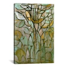 """Tree, 1912"" Canvas Wall Art by Piet Mondrian"