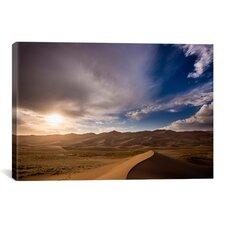 The Great Dunes by Dan Ballard Photographic Print on Canvas