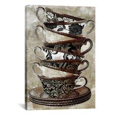 """Tea I"" Canvas Wall Art from Color Bakery"