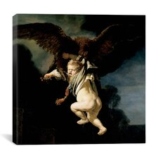 """The Abduction of Ganymede"" Canvas Wall Art by Rembrandt"