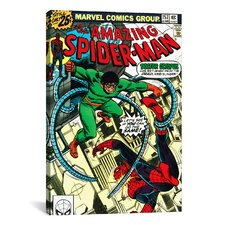 Marvel Comics Book Spider Man Issue Cover 157 Graphic Art on Canvas