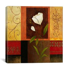 """White Rose"" Canvas Wall Art by Pablo Esteban"