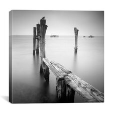 Venice Path Canvas Print Wall Art