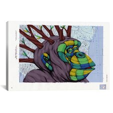 New Thoughts Branching Out Canvas Wall Art by Ric Stultz