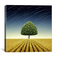 'Newston's Apple Tree' by Ben Heine Photographic Print on Canvas