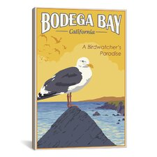 Steve Thomas Bodega Bay Canvas Print Wall Art